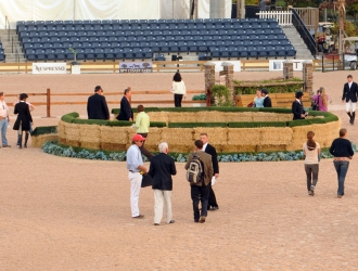 $100,000 Chronicle of the Horse/USHJA International Hunter Derby Finals Round 2 Preview