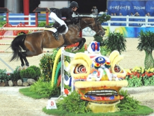 Ben Maher and Rolette