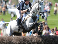 Oliver Townend and Carousel Quest