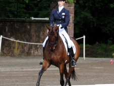 Caroline Roffman and Accent Aigu FRH
