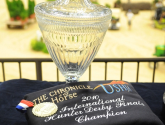 2010 $100,000 Chronicle of the Horse/USHJA International Hunter Derby Finals preview