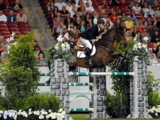 Armani And Jeffery Welles Captured The $200,000 Gene Mische American Invitational