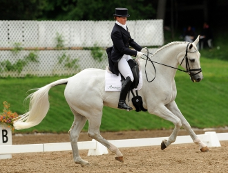 2010 Bromont CCI Friday Dressage