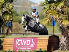 Tiana Coudray And Ringwood Magister Capture The Galway Downs CIC*** Title