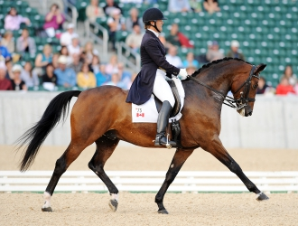 2010 Kentucky Cup Dressage Freestyle
