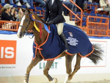 "Hayley Barnhill won the <a href=""http://www.chronofhorse.com/article/2010-pessoausef-medal-finals"">Pessoa/USEF Medal Finals</a>."
