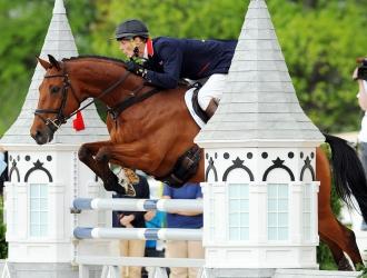 2010 Rolex Kentucky Show Jumping