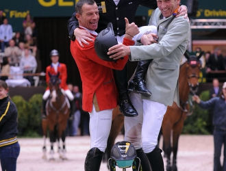 2010 Rolex/FEI Show Jumping World Cup Final Day 4