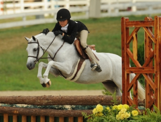 2010 USEF Pony Finals Saturday