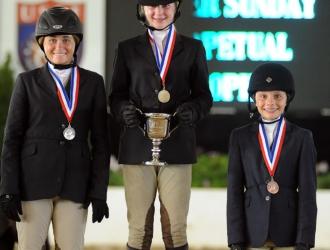 2010 USEF Pony Medal Final
