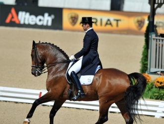 2010 WEG Dressage Grand Prix Special