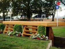 Fence 19—The Kentucky Horse Park Steps
