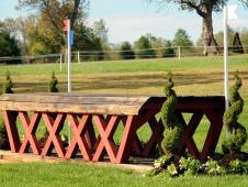 Fence 27—The Kentucky Covered Bridge