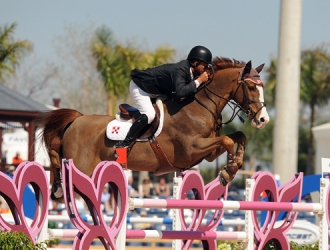 2010 World Equestrian Games Selection Trials 4