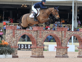 2011 $150,000 Wellington Equestrian Realty WEF Grand Prix