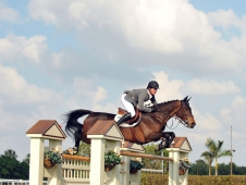 Belle Bleu S and Shane Sweetnam