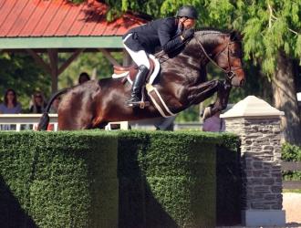 2011 $50,000 Wellington Hunter Derby