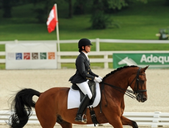 2011 Adequan/FEI North American Junior And Young Rider Championships-Dressage Freestyles