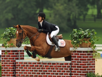 2011 Adequan/FEI North American Junior And Young Rider Championships-Individual Show Jumping