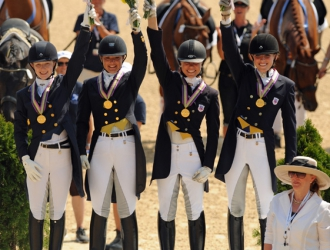 2011 Adequan/FEI North American Junior And Young Rider Championships-Wednesday