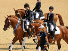 Young Rider Gold Medalists