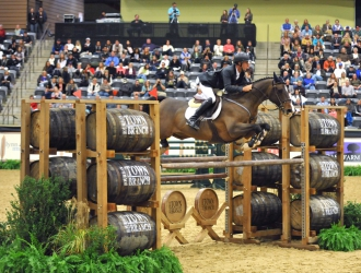 2011 Alltech National Horse Show Grand Prix