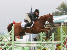 Colleen Rutledge and Shiraz