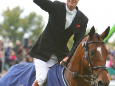 William Fox-Pitt Captures His Sixth Burghley Title