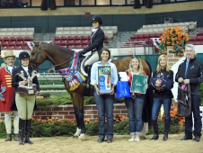 "Invincible Lives Up To His Name At <a href=""http://www.chronofhorse.com/article/invincible-scores-big-win-capital-challenge"">Capital Challenge</a>"