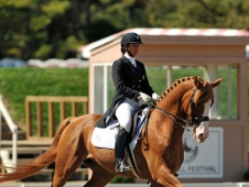 """Catherine Haddad And Winyamaro Win <a href=""""http://chronofhorse.com/article/haddad-staller-goes-first-and-second-saugerties-cdi-w-grand-prix"""">Saugerties CDI-W Grand Prix</a>"""