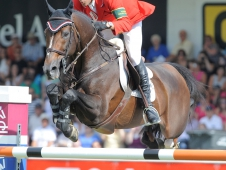 Hickstead and Eric Lamaze