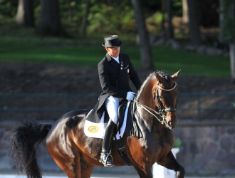 2011 Collecting Gaits Farm/USEF Dressage Festival Of Champions-Friday