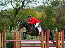 """Martin And Ying Yang Yo <a href=""""http://www.chronofhorse.com/article/martin-wins-his-second-dansko-fair-hill-cci"""">Win Dansko Fair Hill CCI***</a>"""