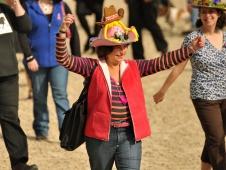 Annual Hat Contest