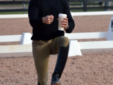 "Robert Dover Demonstrates At <a href=""http://www.chronofhorse.com/article/riders-learn-envision-what-they-want-and-make-it-happen-robert-dover-horsemastership-clinic"">Emerging Dressage Athlete Program</a>"