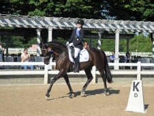 Bronwyn Cordiak and Sarasanna GP