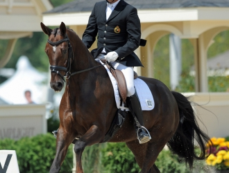 2011 Markel/USEF National Young Horse Dressage Championships-Saturday