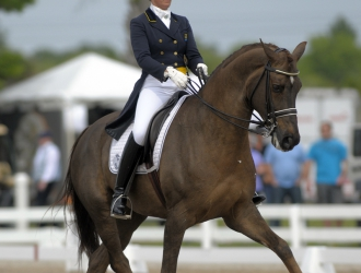 2011 Palm Beach Dressage Derby Sunday