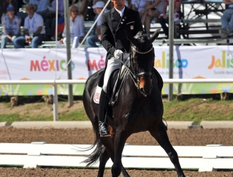 2011 Pan American Games Dressage Day 2