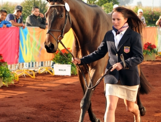 2011 Pan American Games Eventing Jog