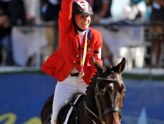 2011 Pan American Games Eventing Show Jumping
