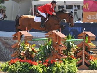 2011 Pan American Games—Ian Millar Recovery!