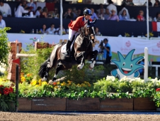 Beezie Madden and Coral Reef Via Volo