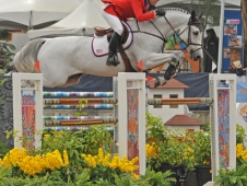McLain Ward and Antares F