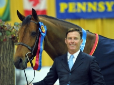 Dedication Has A Grand Time At Pennsylvania National