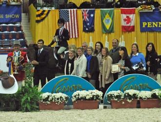 2011 Pessoa/USEF Hunter Seat Equitation Medal Final