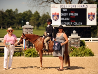 2011 Pony Finals Small Ponies
