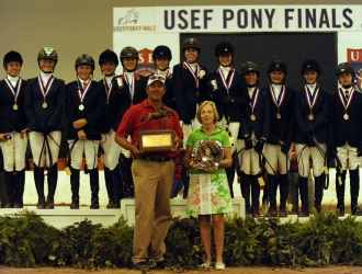 2011 Pony Jumpers Team Championship