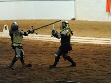 Swordfight at K