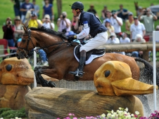William Fox-Pitt and Neuf Des Coeurs